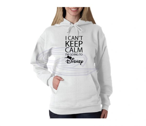 I Can't Keep Calm I'm Going To Disney Shirt