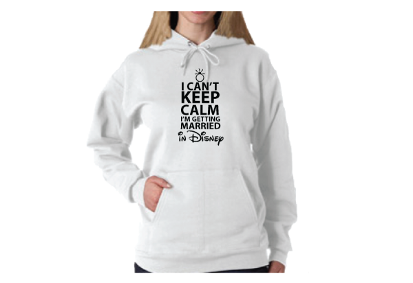 I Can't Keep Calm I'm Getting Married In Disney