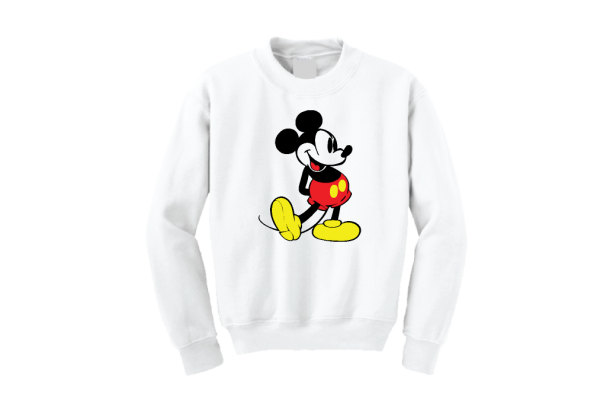 disney sweatshirts Mickey Mouse Old Style Design Married With Mickey