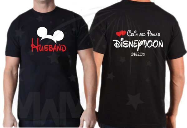 Disney Family Vacation Matching Disney Shirts, Mom/Dad, Son/Daughter (get as many shirts as you need) Disney Cinderella Castle, Family Trip, Vacation, Weekend Custom Date married with mickey mwm