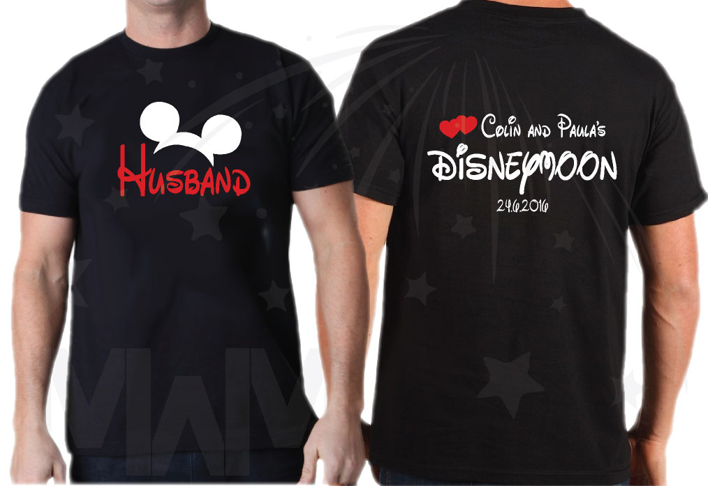 5da14e2ef Family Matching Disney Shirts Mom Dad Son Daughter Granny Grampa.  Personalized Mickey Mouse ...