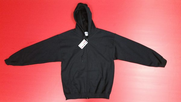 Black Full Zip Up Hoody Mr Big Ears Married With Mickey