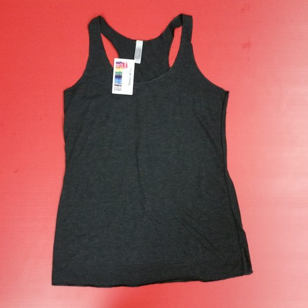 Black Ladies Cut Tank Top I'm His Princess Est. 2011 Minie Mouse Red Bow Married With Mickey