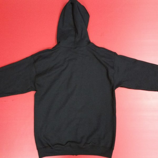 Black Full Zip Up Hoodie I'm Her Prince Married With Mickey