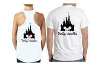 Cinderella Castle Mickey Head Family Vacation Minnie Mouse Head 2016 Married With Mickey