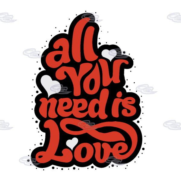 All You Need Is Love married with mickey