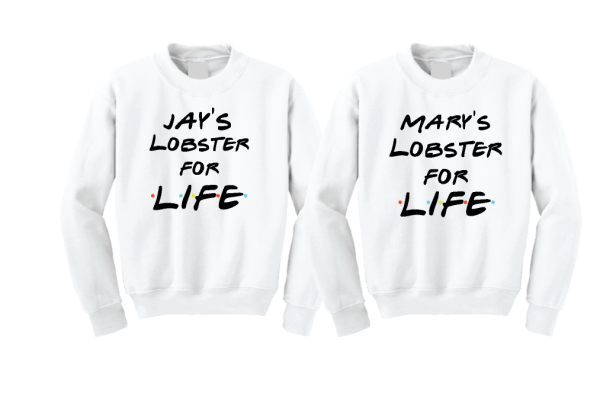 Lobster For Life With Custom Name married with mickey