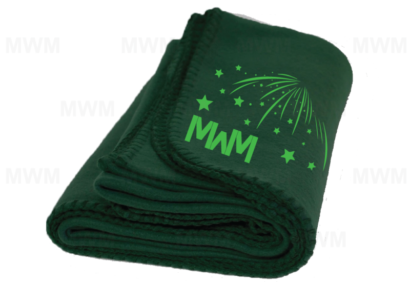 MWM Blanket Married With Mickey