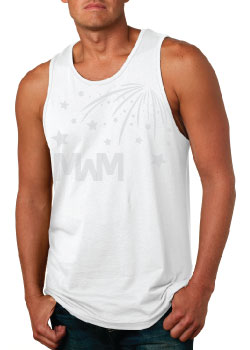 Men's Tank Top T-Shirt Married With Mickey
