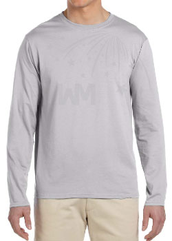 Men's Long Sleeve T-Shirt Married With Mickey