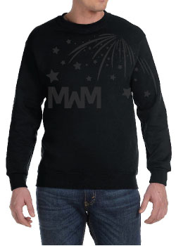 Unisex Crewneck Sweater Married With Mickey