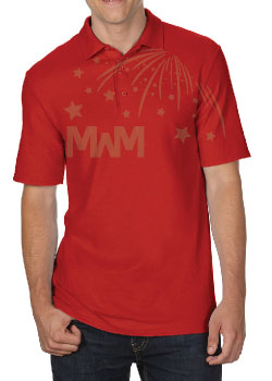 Men's Polo Married With Mickey