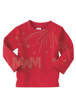 Toddler Long Sleeve Tshirt Married With Mickey
