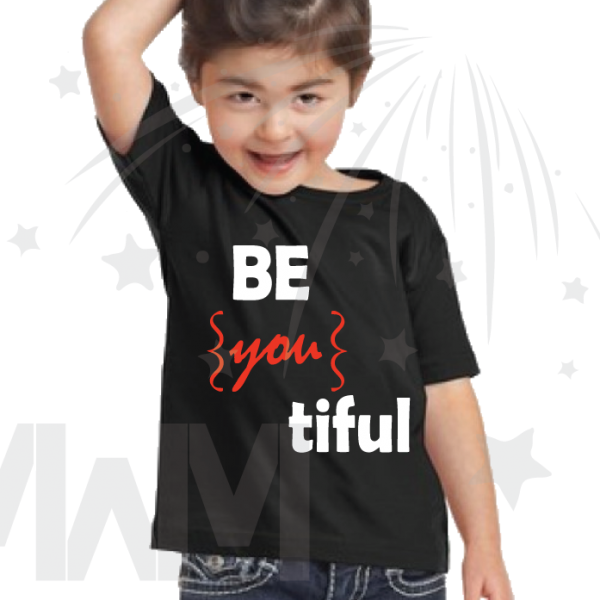 Be you tiful Beautiful cute shirt toddler sizes married with mickey