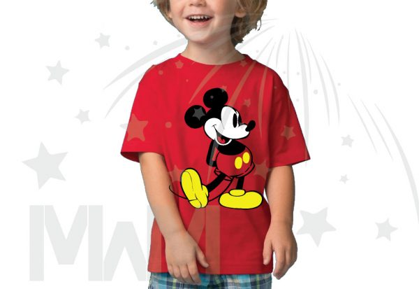 Disney Mickey Mouse Old Style Design Toddler Sizes Married With Mickey married with mickey red tshirt