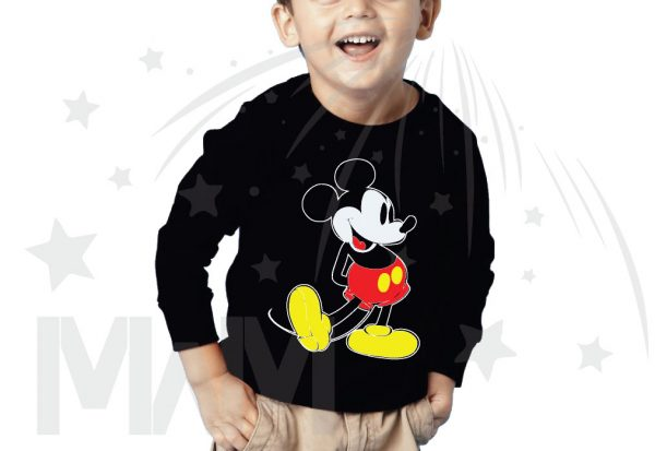 Disney Mickey Mouse Old Style Design Toddler Sizes Married With Mickey married with mickey black sweater