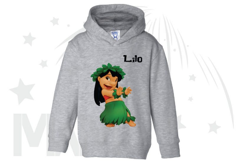 500426 Lilo Family means no one gets left behind or forgotten (500426) married with mickey grey hoodie