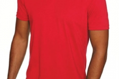 Married with Mickey mens v neck tshirt 6440