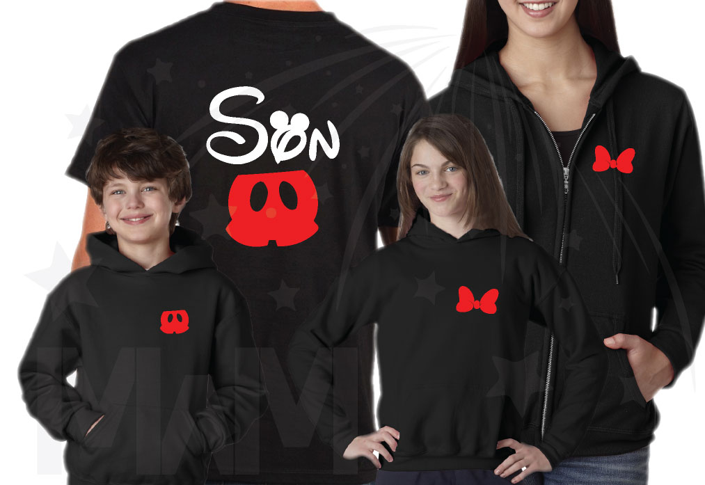 4548de34 Disney Family Shirts, 3 and more shirts, enter as many as you want, Mom Dad  Son ...