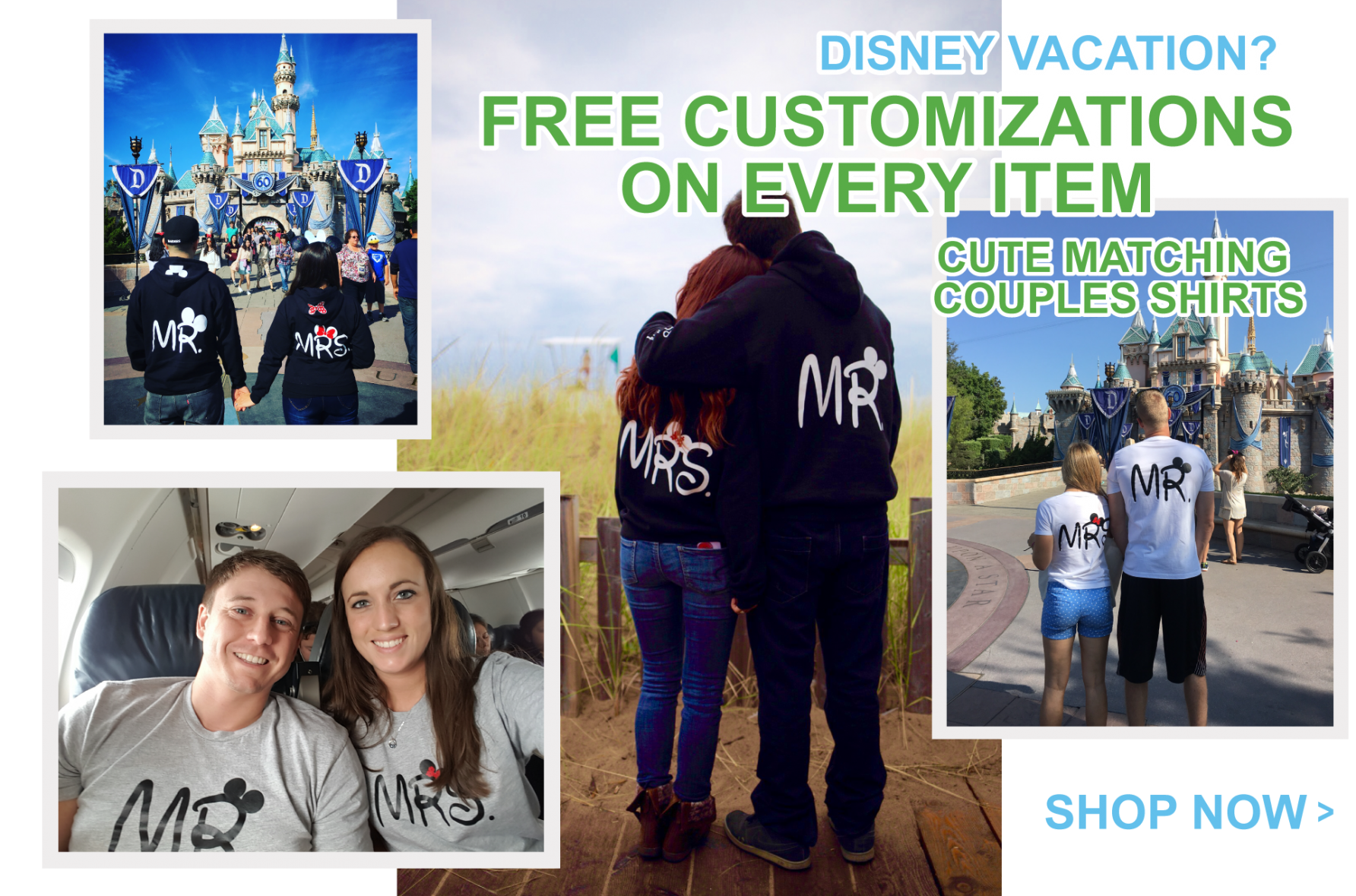 disney matching t shirts for adults vacation photos