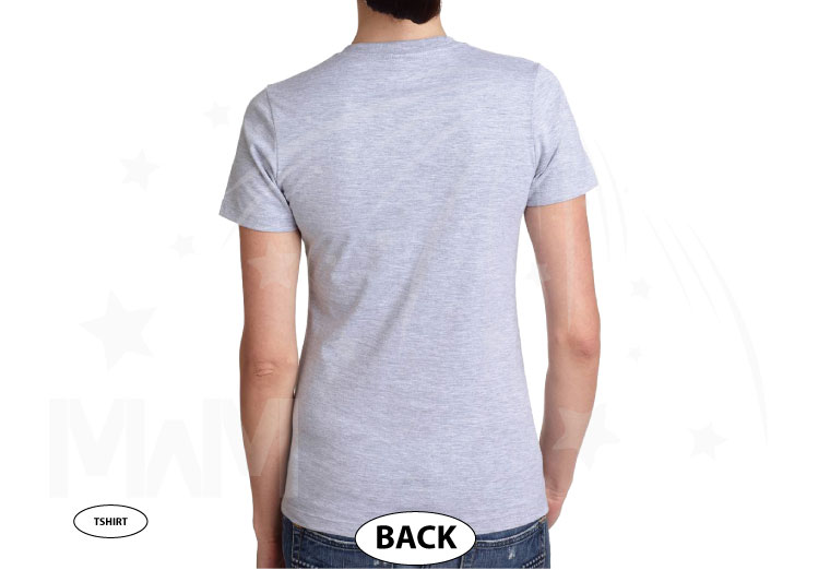 Disney Mama, ladies and mens cut shirts, pick any style and apparel color married with mickey grey tshirt
