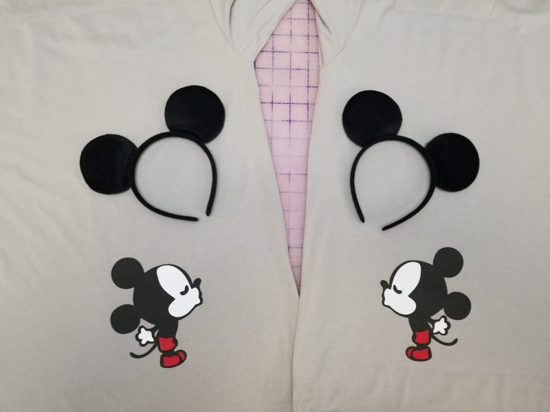 Personalized with wedding date Disney LGBT Gay Cute Matching Soulmate Shirts, Kissing Mickey Mouse ears, Married With Mickey apparel etsy, grey mens t-shirts