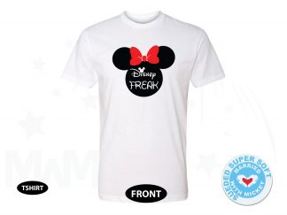 Disney Freak Design, Next Level Premium Fitted Sueded Super Soft Crewneck, Married With Mickey 500252am
