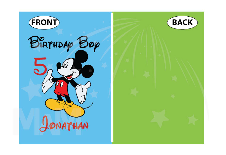 Birthday Boy (Girl), Mickey Mouse, Custom Name and Age, Adults and Kids sizes available married with mickey cutest shirts