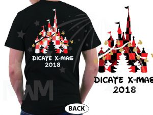 I'm done adulting, coolest idea for Christmas matching shirts, Married With Mickey (custom order for Joshua)