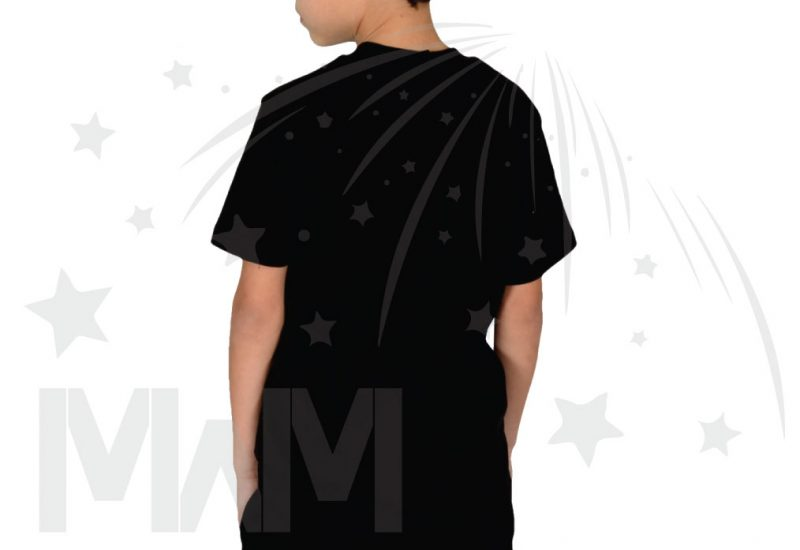 Disney inspired shirt for Son, married with mickey, black toddler t-shirt