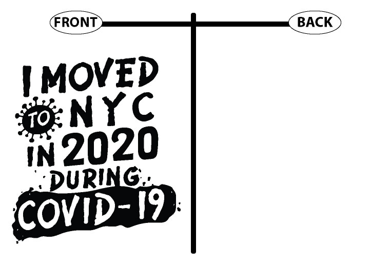 I moved to NYC (enter your city) in 2020 during COVID-19 married with mickey