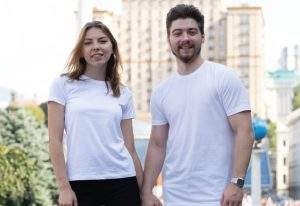 matching couple shirts, white t-shirts, married with mickey